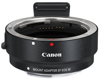 Adapter Canon EOS M for Lenses EF & EF-S