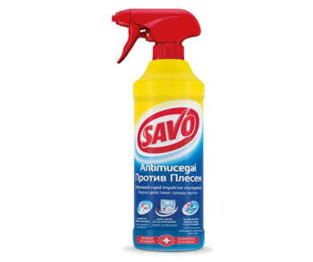 Savo против плесени spray универсальный, 500 мл.