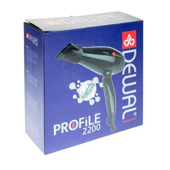 Фен 2200 Вт PROFILE DEWAL 03-120 Orange