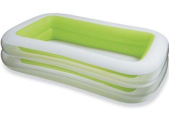 купить Intex Детский надувной бассейн Family 262x175x56см в Кишинёве