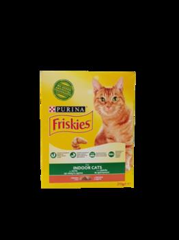 купить FRISKIES Indoor для кошек живущих в доме (270 гр) в Кишинёве