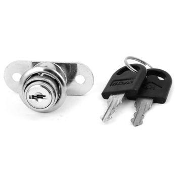 cumpără Lăcată pentru dulapuri metalice cu 2 chei în Chișinău