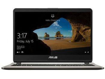 Ноутбук Asus X507UB Gold
