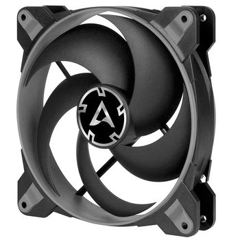Case/CPU FAN Arctic BioniX P120 Grey, Pressure-optimised Gaming Fan with PWM PST, 120x120x27 mm, 4-Pin-Connector + 4-Pin-Socket, 200-2100rpm, Noise 0.45 Sone, 67.56 CFM / 114.9 m3/h (ACFAN00168A)