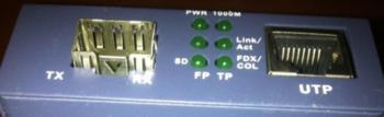 купить Media Converter SFP 1000-FE/GE-LFP в Кишинёве