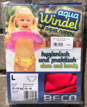Трусики для плавания L Beco Aqua Nappy Slip Baby 6901 (2063)
