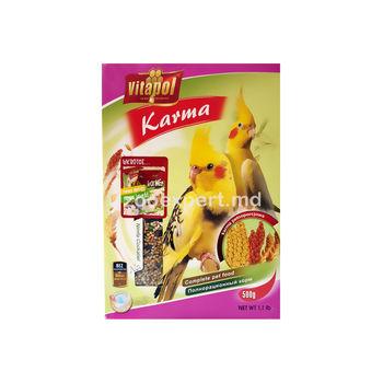 купить Vitapol Karma корм для нимф 500 gr в Кишинёве
