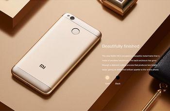 "купить 5.0"" Xiaomi RedMi 4X 64GB Gold 4GB RAM, Qualcomm Snapdragon 435 Octa-core 1.4GHz, Adreno 505, DualSIM, 5"" 720x1280 IPS 296 ppi, microSD, 13MP/5MP, LED flash, 4100mAh, FM, WiFi, BT4.2, LTE, Android 6.0.1 (MIUI8), Infrared port, Fingerprint в Кишинёве"