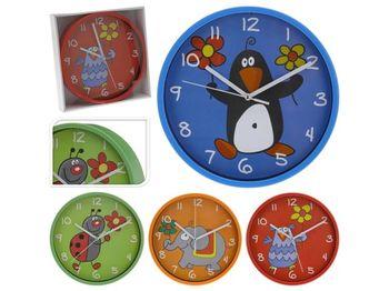 купить Часы настенные детские D23cm в Кишинёве