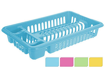 Сушилка для посуды 475X285X80mm, пластик