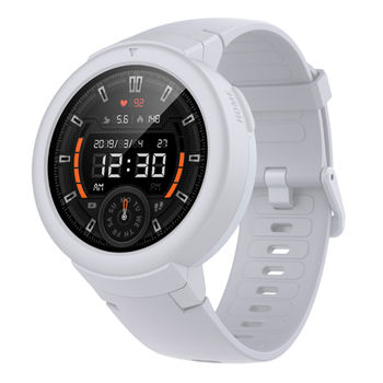 "Xiaomi ""Amazfit Verge"" White, 1.30"" Amoled Display, GPS, Heart Rate, Steps, Calories, Sleeping Quality Tracking, Smart Alarm, Distance Display, Average Daily Steps, Time, Weather, Accept incoming calls, Notifications, Operating time 5days, IP67"