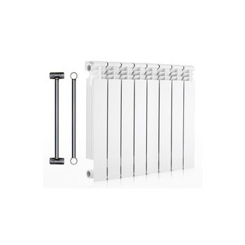 Биметалический радиатор ETR - B 500/80