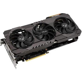 Placa video ASUS TUF-RTX3070TI-8G-GAMING, GeForce RTX3070Ti 8GB GDDR6X, 256-bit, GPU/Mem speed 1800/19Gbps, PCI-Express 4.0, 2xHDMI 2.1/3xDisplay Port 1.4a (placa video/видеокарта)