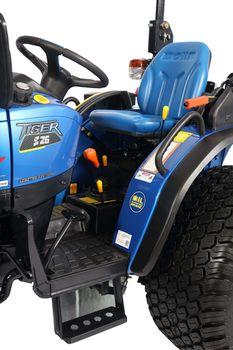 купить Мини-трактор Solis TIGER Blue (26 л. с., 4x4) Limited Edittion в Кишинёве