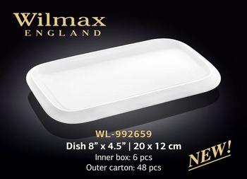 Блюдо WILMAX WL-992659 (20 x 12 см)