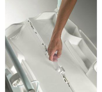 Пеленальный столик с ванной CAM CAMBIO