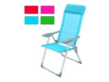 Кресло для пикника 5 позиций 4 цвета