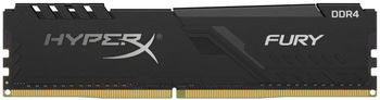 8GB DDR4-2666MHz  Kingston HyperX FURY