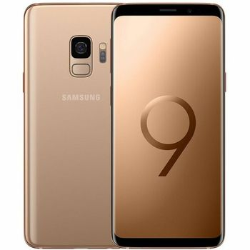 купить Samsung Galaxy S9 128GB Duos (G960FD), Gold в Кишинёве
