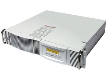 купить PowerCom VGD-1000-RM, On-Line, RFC, CPU, RS232, LCD, Rack Mount в Кишинёве