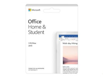 Office Home and Student 2019 P6 Russian