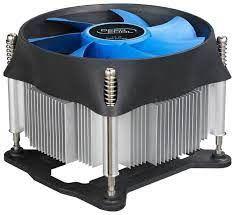 """AC Deepcool LGA115x / 1200 """"THETA31 PWM"""" (17,8-32,5 дБА, 900-2400 об / мин, 42,8 куб. Футов в минуту, 100 мм, ШИМ, 95 Вт, 450 г)"""