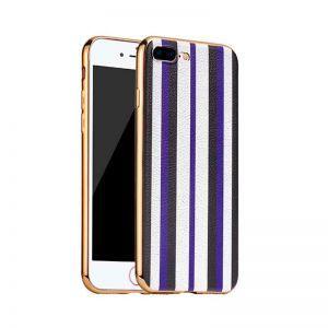 купить Hoco Glint Series TPU Iphone 7/8, Blue-White в Кишинёве