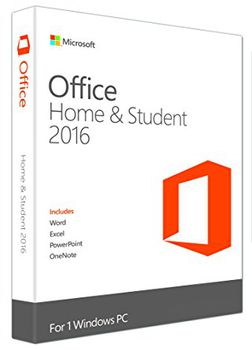 Office Home and Student 2016 Win Russian Medialess P2