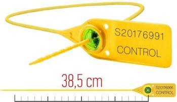 купить Номерные пластиковые пломбы Strela LUX 38 cm в Кишинёве