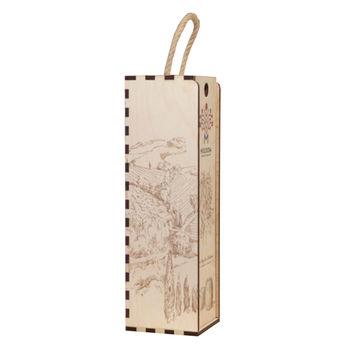 купить Коробка для вина, фанера - Древо Жизни 3 в Кишинёве