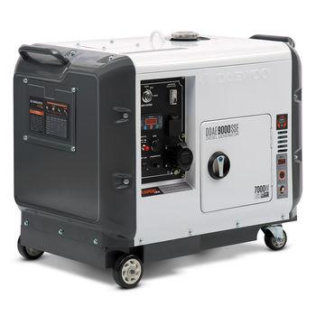 DAEWOO DDAE 9000SSE  (7.0 кВт, Дизель)