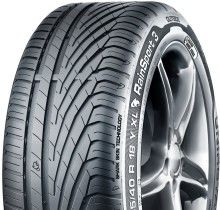купить 225/55 R 17 RainSport 3 101XL FR Uniroyal в Кишинёве