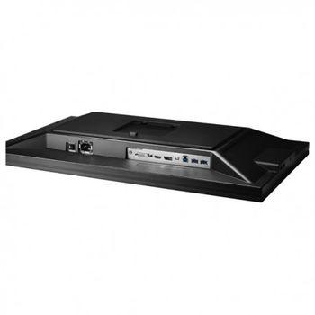 "купить 27.0"" BenQ ""BL2711U"", Black (IPS, 4K-UHD, 4ms, 300cd, LED20M:1, DVI+HDMI+DP, HAS/Pivot, Spk) (27.0"" Pro-Line, IPS W-LED, 3840x2160 4K-UHD, 0.155mm (163ppi), 4ms GTG, 300 cd/m², DCR 20 Mln:1 (1000:1), 100% RGB, 16.7M Colors/ 10bit, 178°/178° @C/R>10, DVI-DL + HDMI1.4 + HDMI2.0 + DP1.2a, Audio-In/Headphone-Out, Built-in speakers, USB 3.0 x4-Hub, Built-in PSU, HAS 140mm, Tilt: -5°/+20°, Swivel +/-45°, Pivot, VESA Mount 100x100, PIP/PBP, Eco Sensor, Auto Pivot, Low Blue Light, Flicker-free Technology, Display Pilot Software, OSD Remote Access, CAD/CAM Mode and Animation Mode for Precision Design, Black) в Кишинёве"
