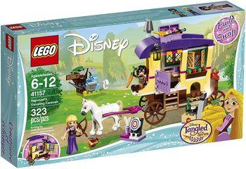 """LEGO Disney """"Экипаж Рапунцель"""", арт. 41157"""