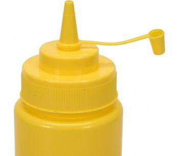 cumpără Dispenser pentru sosuri 700 ml, galben în Chișinău