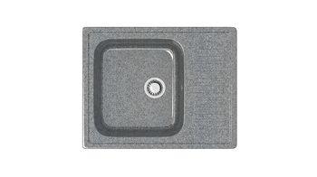 купить Глянцевые каменные мойки (темн.сер.) Z015Q8 в Кишинёве