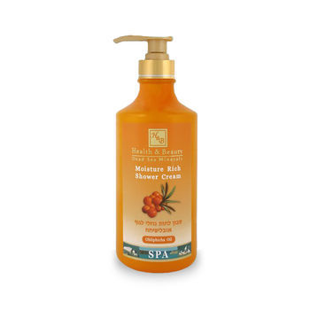 Увлажняющий крем для душа Облепиха Health & Beauty 780 мл