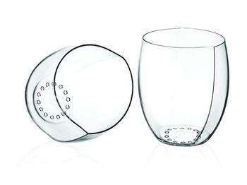 Набор стаканов для шампанского WB 2шт, H106mm