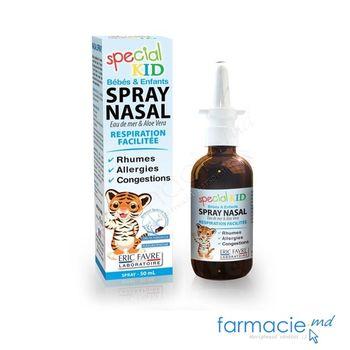 cumpără Special Kid Spray Nazal pt copii 0+ (Apa de mare,Aloe vera) 50ml în Chișinău