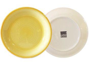 Тарелка сервировочная 26.5cm Gypsy Yellow, керамика