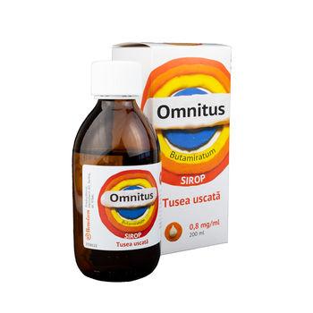 cumpără Omnitus sirop 0,8mg/ml 200ml în Chișinău