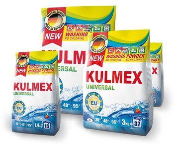 KULMEX - Стиральный порошок -Universal - 4,7 Kg. - 50 WL