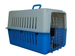 купить Переноска для кошек и собак пластиковая, 61*40*39см в Кишинёве