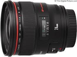 купить Prime Lens Canon EF 24mm f/1.4L II USM в Кишинёве
