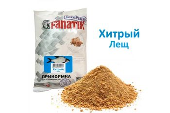 Прикормка FANATIK Хитрый Лещ, 1кг