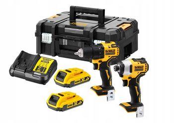 купить Набор аккумуляторных инструментов DeWALT DCK2061D2T в Кишинёве
