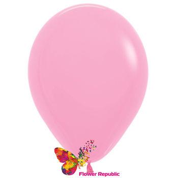 купить Латексный воздушный шар Розовый -30 см в Кишинёве
