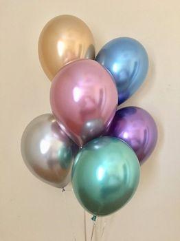 купить Набор шаров « Полет хрома » в Кишинёве