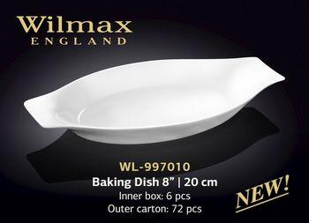 Forma p-u copt WILMAX WL-997010 (20 cm)