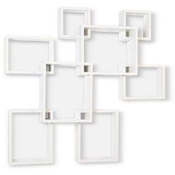 купить Набор Cascade 320x320x150 мм, белый глянцевый в Кишинёве